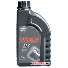 Масло TITAN 2T S 1л API TC/JASO PC