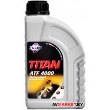 Масло TITAN ATF 4000 1л (Германия)