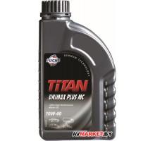 Масло TITAN UNIMAX PLUS MC 1л мот. полусинтетика