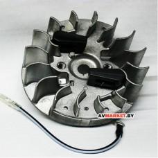Маховик Hitachi 33 GES