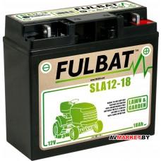 Аккумулятор FULBAT SLA SLA12-18 AGM 182*77*168 18Ач -/+550633 Китай