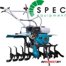 Культиватор SPEC SP-850 + колеса 5.00-12