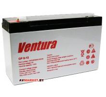 Аккумулятор 6в 12 А (гель) Ventura