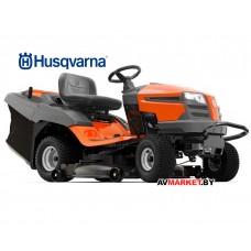Минитрактор Husqvarna TC242
