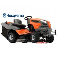 Минитрактор Husqvarna TC338