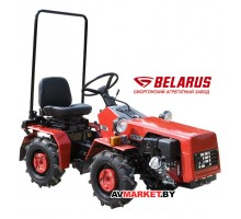 Мини-трактор Беларус-132Н ( Honda  11,1 л.с., эл/стартер, гидравлика, 4х4)
