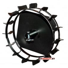 Грунтозацепы ф360/310мм шир.90мм втулка ф 34мм 2 обруча FERMER (комплент) FM-2003 Китай