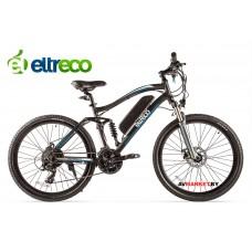 "Велогибрид Eltreco FS900 26"" (black-1923)"