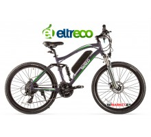 "Велогибрид Eltreco FS900 26"" (gray-0267)"