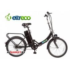 Велогибрид Eltreco Good LITIUM 350W ( Черный -1681)