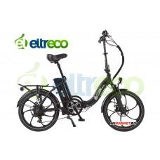 Велогибрид Eltreco Wave 350W (черный 1681)