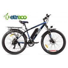 Велогибрид Eltreco XT750 (black  -1918)
