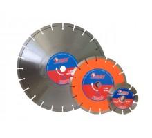 Алмазный круг 350х25.4 мм по асфальту сегмент. ПРОФЕССИОНАЛ (МКД)
