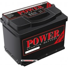 Аккумуляторная батарея POWER OPTIMAL 6CT-60A1E 480A еврo Украина