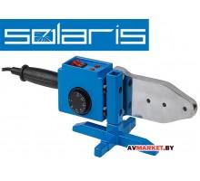 Сварочный аппарат для полимерных труб SOLARIS PW-1501 Китай