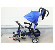 """Велосипед трехколесный детский """"BOUTIQUE"""" раздвижн. ручка мод. SW-5182A Китай"""