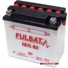 Аккумулятор FULBAT DRY FB7L-B2 135*75*133 8Ач -/+ 550595 Китай