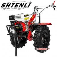 Мотокультиватор SHTENLI 1030 X 8.5л.с. PRO SIRES +фреза -колеса 6.0L*12+сцепка с пониженной