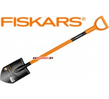 Лопата штыковая FISKARS Solid Plus 191413