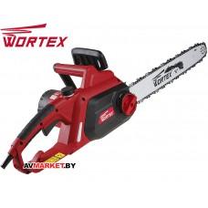 Пила цепная электрическая WORTEX EC 4020 F шина 40 см (16) 3/8 LP 1.3мм арт EC4020F00011 Китай