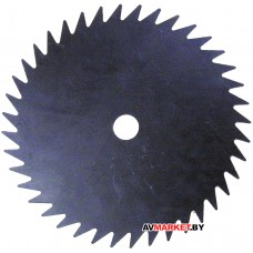 Нож для кустореза 40 зубов металлический