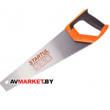 Ножовка по дер. 400мм с крупн. зубом STARTUL STANDART ST4024-40 3-4 TPI Китай