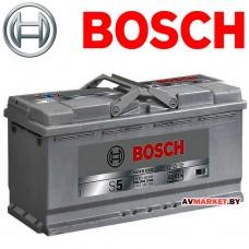 Аккум бат BOSCH12V-110W S5 SILVER PLUS Чешская республика
