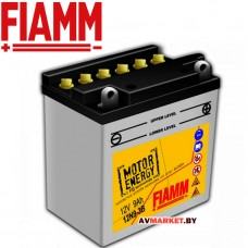 АКБ FIAMM12V- 9Ah (12N9-3B) moto сух (135*75*139)