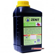 Масло для смазки пильных цепей бензопил 1л летнее всесезонное Зенит-Пума-1 Беларусь