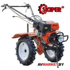 Культиватор SKIPER SK-1600SL +колеса 7,00-12S Китай (пониж + фара)
