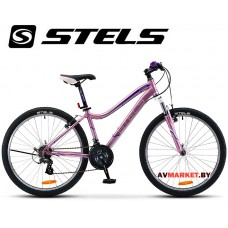 Велосипед 26-17 STELS Miss-5000 V Россия (аметистовый)
