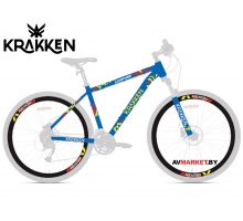 Велосипед KRAKKEN COMPASS 16 26 21ск синий 4810310006939