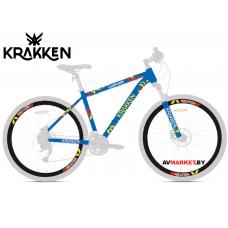 """Велосипед KRAKKEN COMPASS 16- 26""""- 21ск синий 4810310006939"""