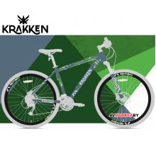 Велосипед KRAKKEN COMPASS 16 26 21ск серый 4810310006915