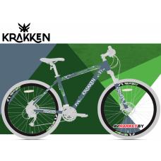 "Велосипед KRAKKEN COMPASS 16 26"" 21ск серый 4810310006915"