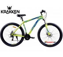 Велосипед KRAKKEN FLINT 18 29 21 желтый 4810310006281