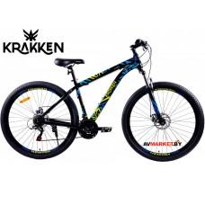 """Велосипед KRAKKEN FLINT 29""""18 21 черный 4810310006298"""