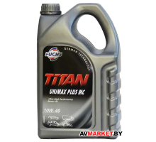 Масло TITAN 5л UNIMAX PLUS MC 10W-40 DEUTZ 600793753