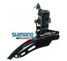 Переключатель передний Shimano TZ510 нижн. тяга 28,6 48T б/уп Россия 5347