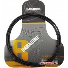 Оплётка троса тормоза BARADINE BH-SD-01-BK 2,5 м Тайвань 3247