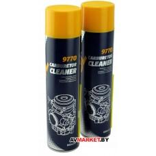 Очиститель карбюратора 600 мл Mannol 9770/600 Carburetor Cleaner/Vergaser Reiniger 0.60L Китай