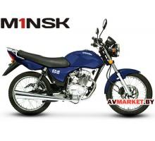 Мотоцикл D4 125 синий РБ 4810310003396