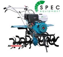 Культиватор SPEC SP-1600S + колеса 7.5.00-12 Китай