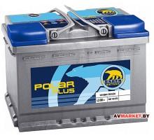 Аккумулятор BAREN POLARPLUS 80з 730А 278*175*190