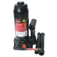 Домкрат гидравлический 4т бутылочный STARTUL AUTO ST8012-04 Китай (h 194-372мм)