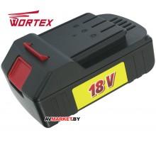 Аккумулятор WORTEX BL 2018 G 18.0 B 2.0 А/ч Li-lon BL2018G00011