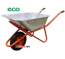 """Тачка строительная """"ECO WB300-1 (130л, 300кг, 1 пневмоколесо 4,00-8) WB300-1 Китай"""