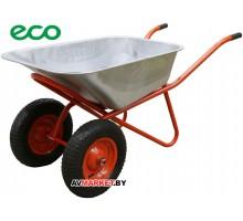 "Тачка строительная ""ECO WB350-2 (130л 350кг 2 пневмоколеса 4,00-8 WB350-2 Китай"