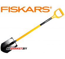 Лопата штыковая FISKARS Solid Plus 1026662 Россия