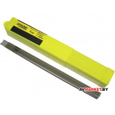 Электроды сварочные Е6013 ф 2мм*300мм(уп.1кг) Sparc